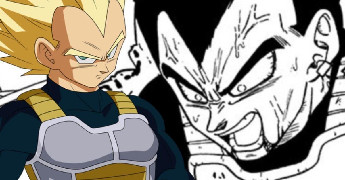 Dragon Ball Super Vegeta Saiyan Pride Granolah Fight Past Spoilers