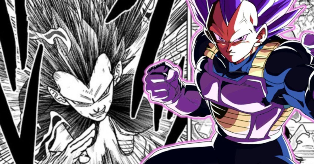 Dragon Ball Super Vegeta Ultra Ego Explained How it Works Manga Spoilers