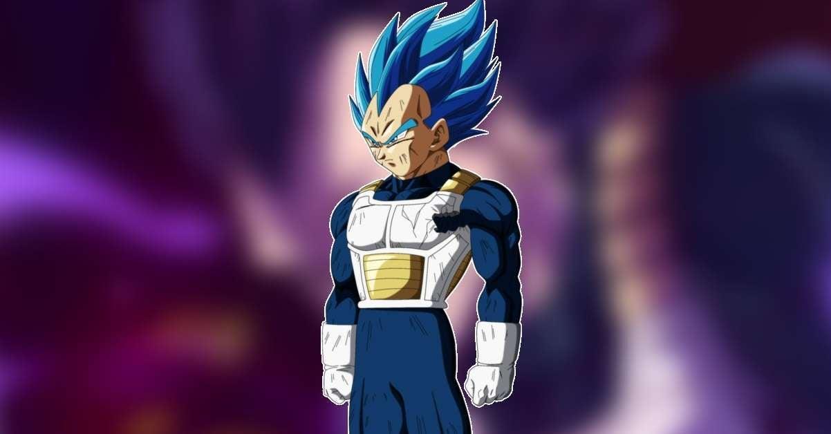 Dragon Ball Vegeta God