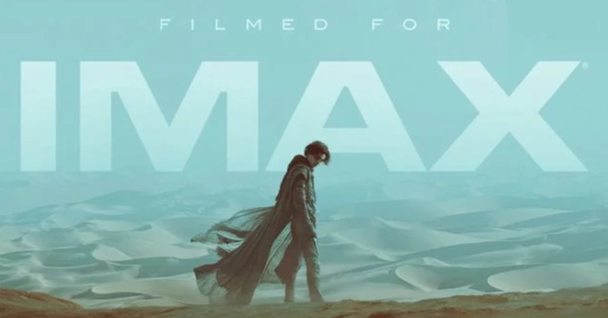 dune imax poster header