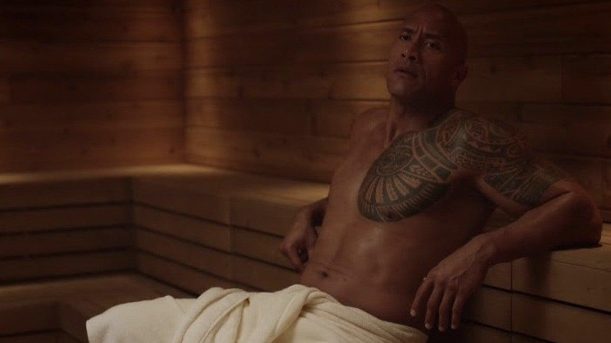 dwayne-johnson-bathing