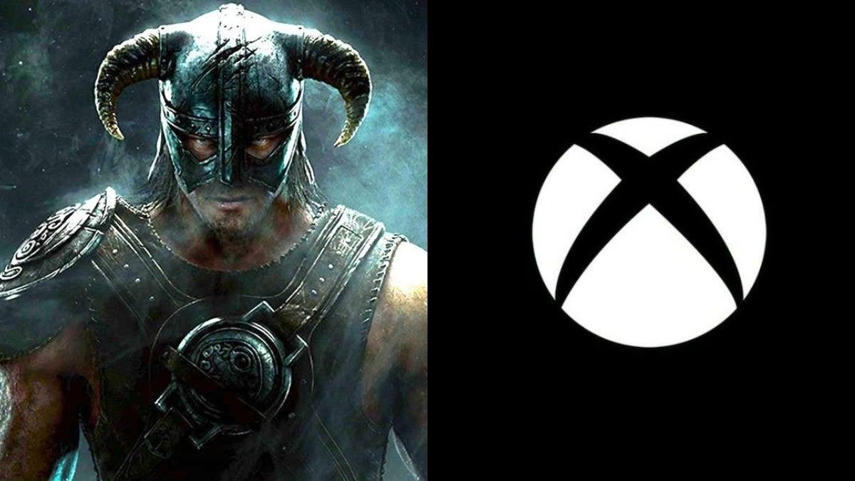 Elder Scrolls Skyrim Xbox