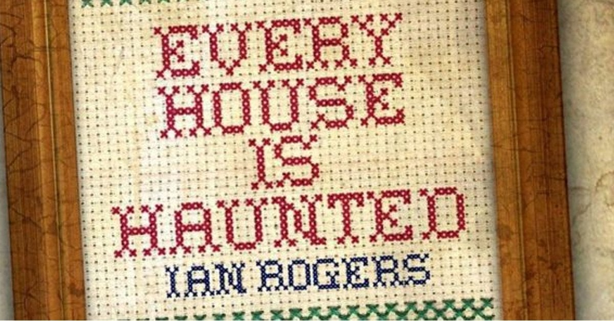 every house is haunted book cover movie adaptation