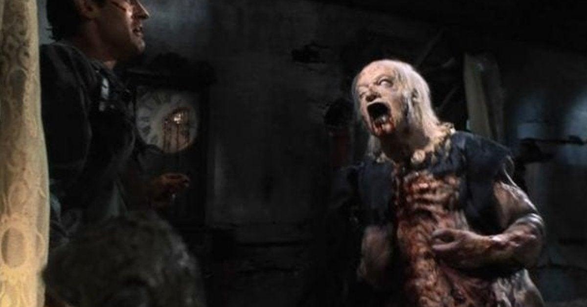 evil dead ii 2 henrietta bruce campbell ash williams