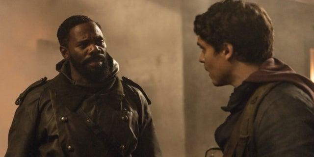 Fear the Walking Dead Season 7 Colman Domingo Victor Strand
