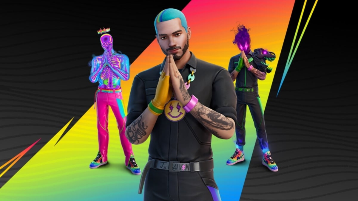 fortnite j balvin new cropped hed 2