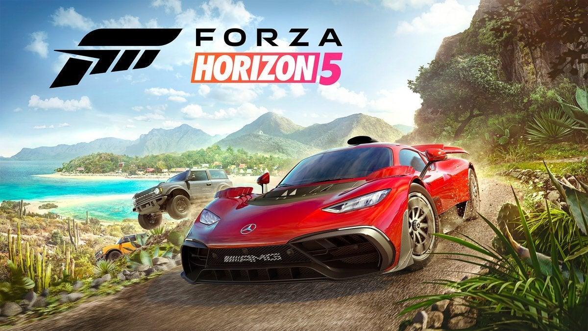 Forza Horizon 5 Key Art