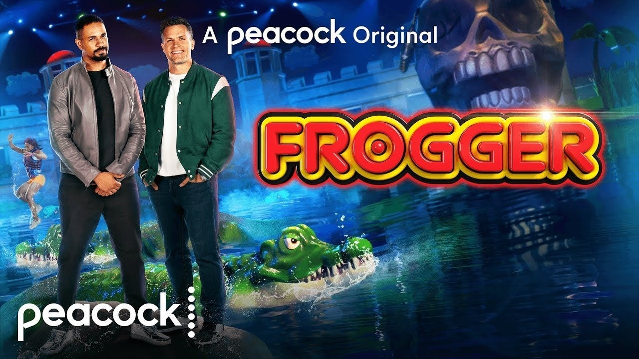 frogger peacock trailer