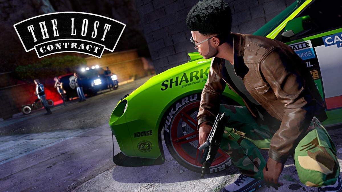 GTA Online Lost Contract