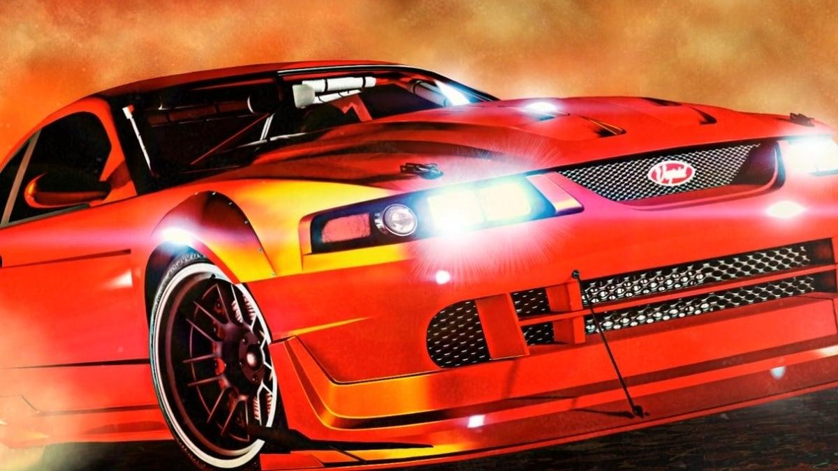 GTA Online Vehicle
