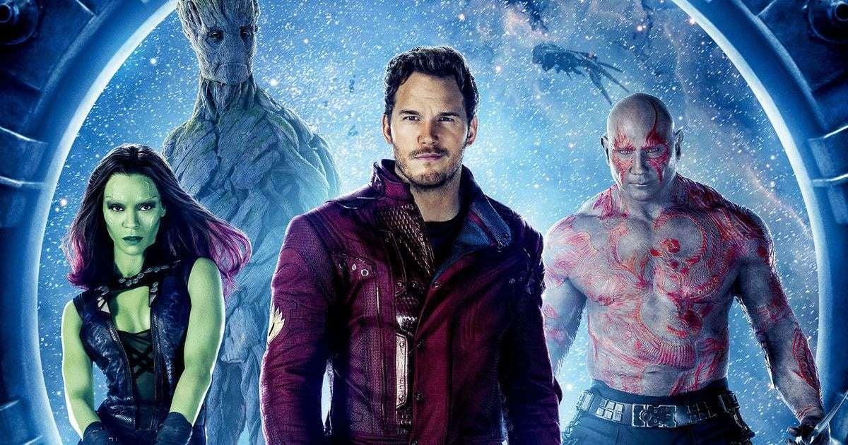guardians of the galaxy anniversary james gunn