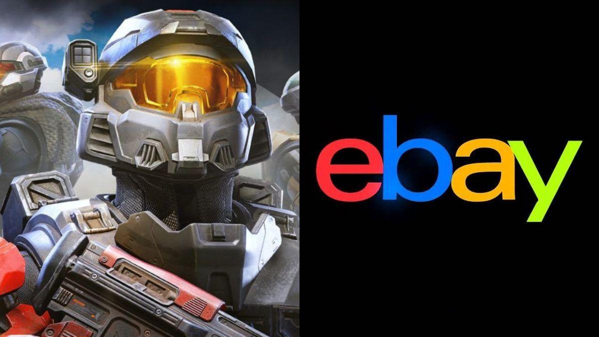 Halo eBay