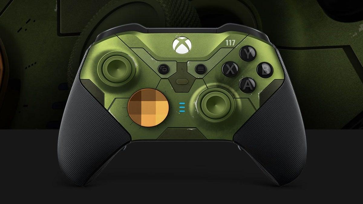 Halo Xbox Controller