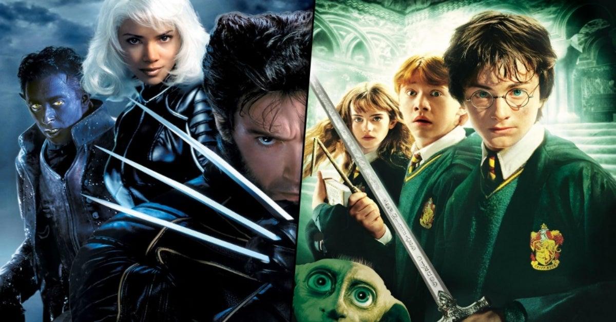 Harry Potter Alan Cumming X-Men comicbookcom