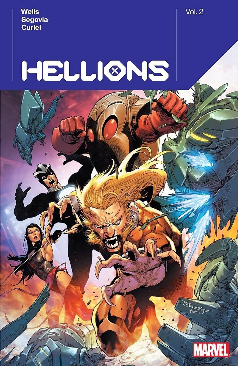 hellions by zeb wells vol 2