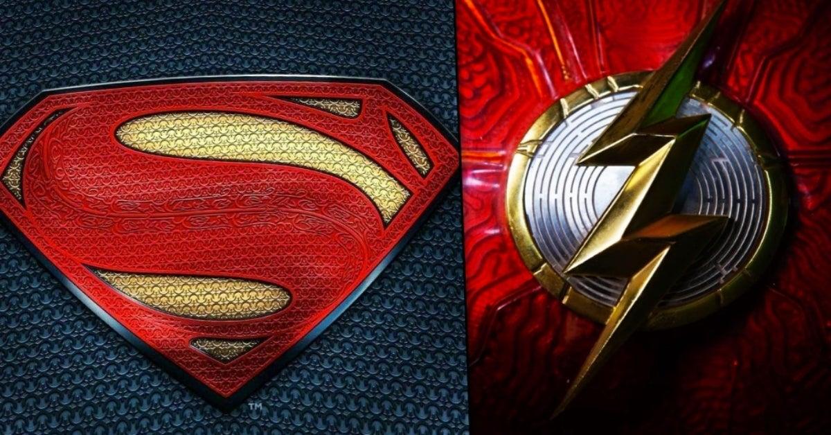 Henry Cavill Superman The Flash comicbookcom