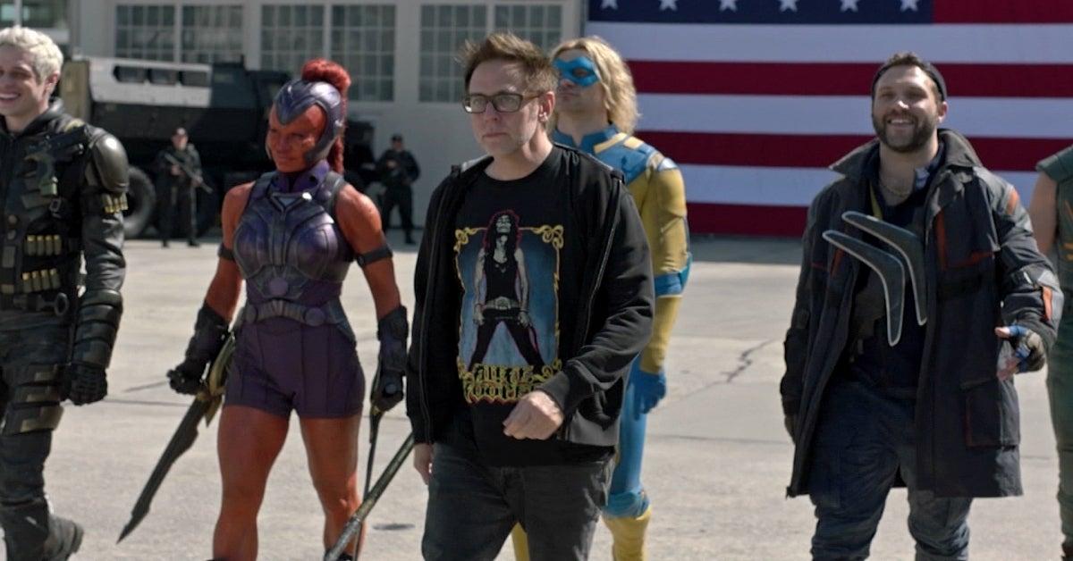 James Gunn The Suicide Squad villains