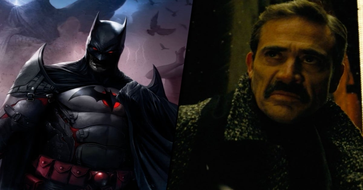 Jeffrey Dean Morgan Thomas Wayne Flashpoint Batman comicbookcom