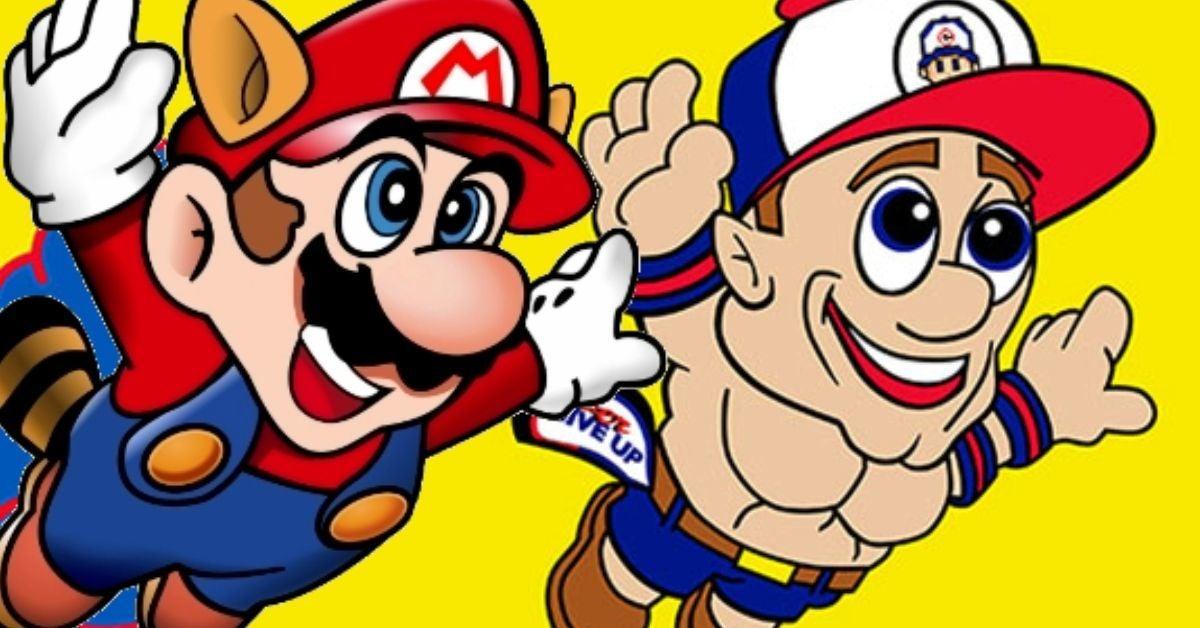 John Cena WWE NFT Super Mario Bros 3