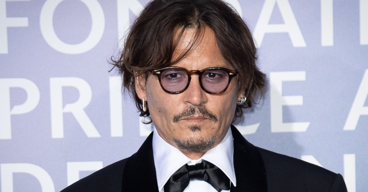 johnny depp getty images