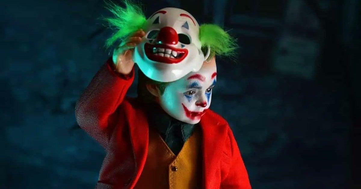 Joker Baby Doll Joaquin Phoenix Movie Arhtur Fleck On Sale
