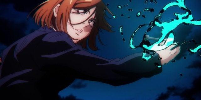 Jujutsu Kaisen Anime Nobara Kugisaki