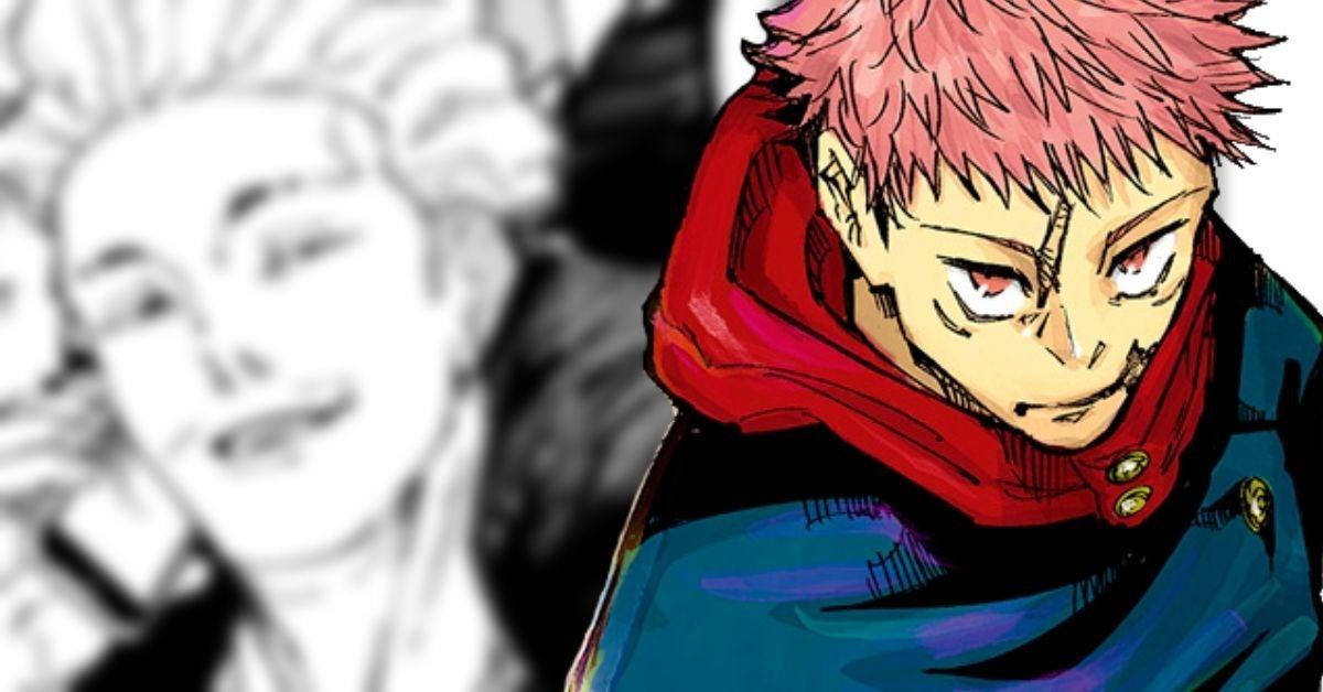 Jujutsu Kaisen Manga Kinji Hakari Debut Spoilers