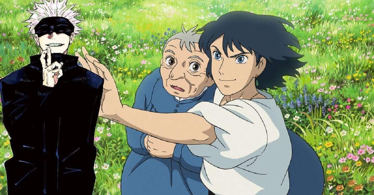 JuJutsu Kaisen Studio Ghibli