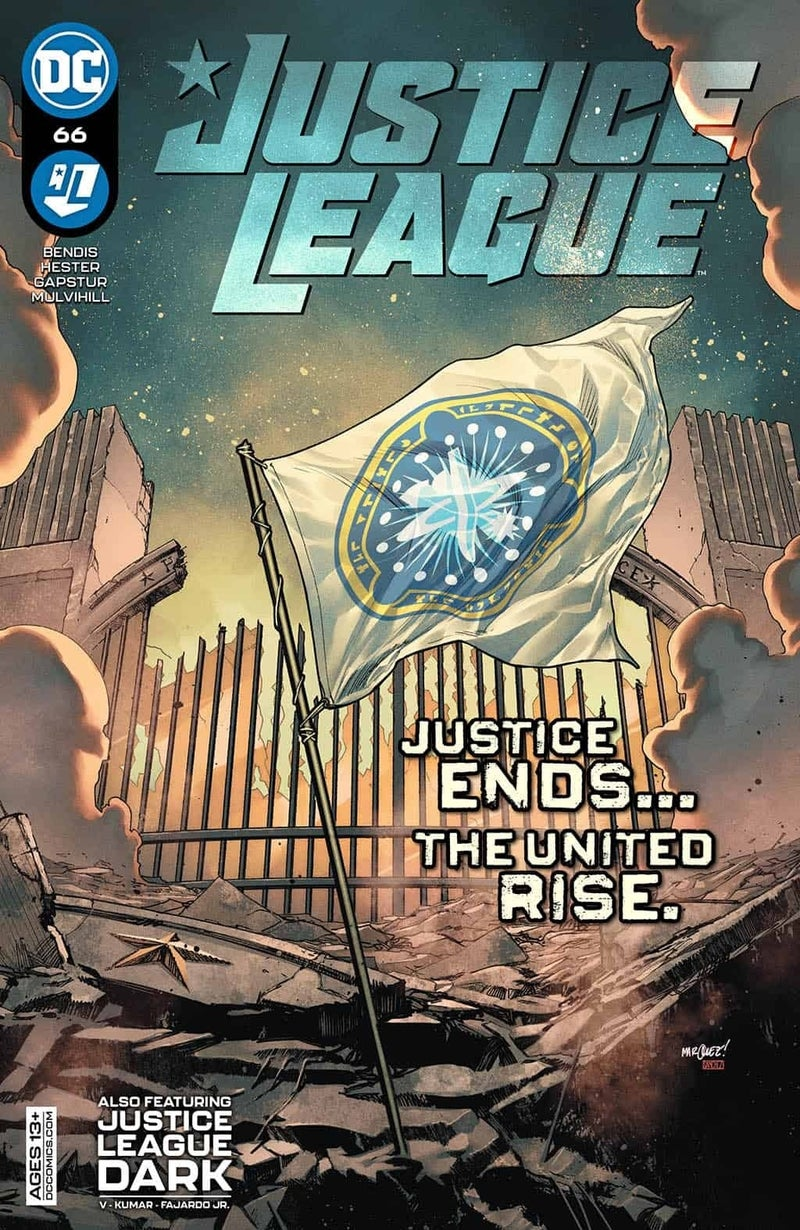 justice league 66