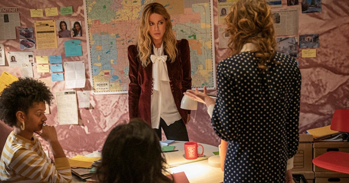 Kate Beckinsale Guilty Party TV Series First Look