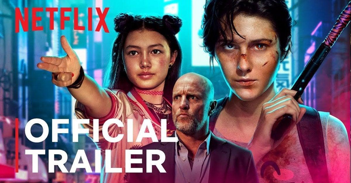 kate movie netflix trailer teaser mary elizabeth winstead