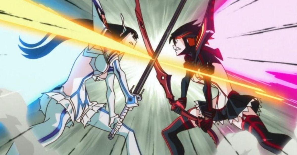 Kill la Kill Studio Trigger Anime
