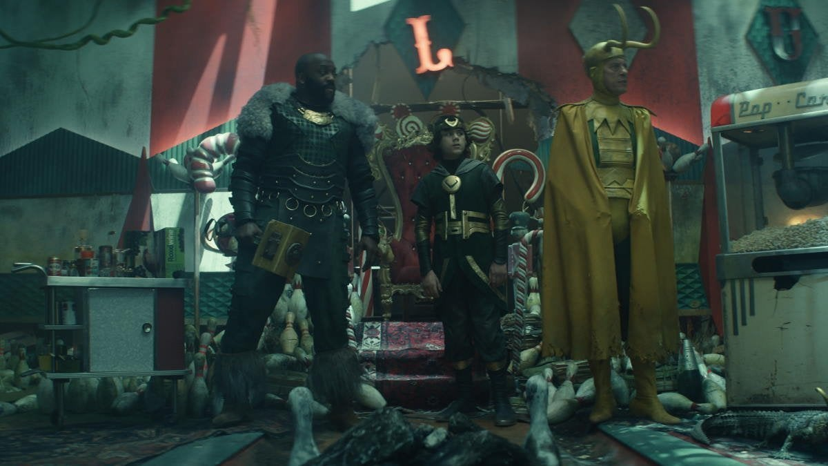 Loki Variance Authority Episode 5