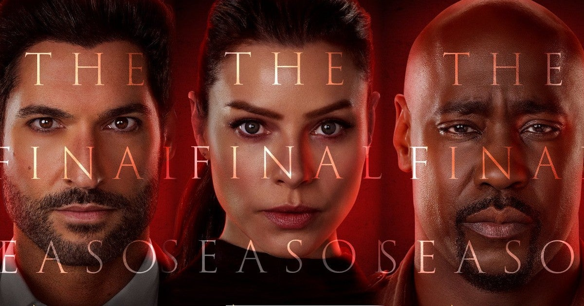Lucifer FInal Season 6 Character Posters