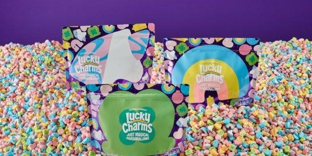 lucky charms marshmallows