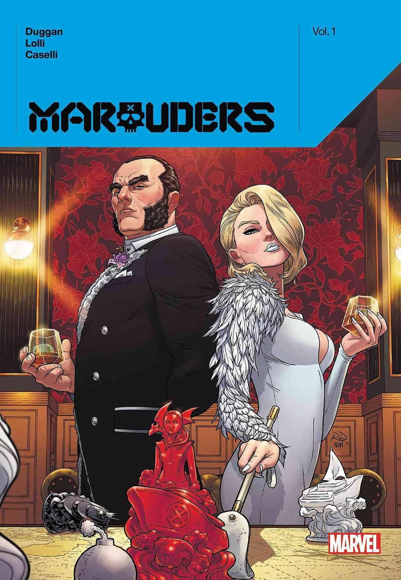 Marauders by Gerry Duggan Vol 1