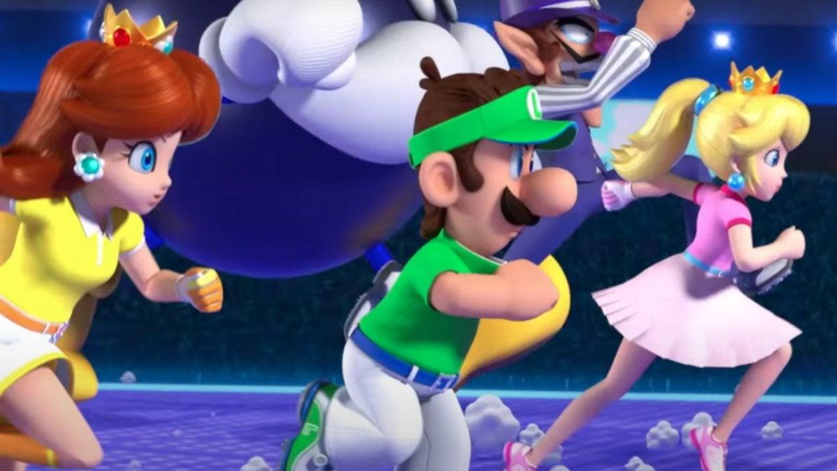 Mario Golf Daisy