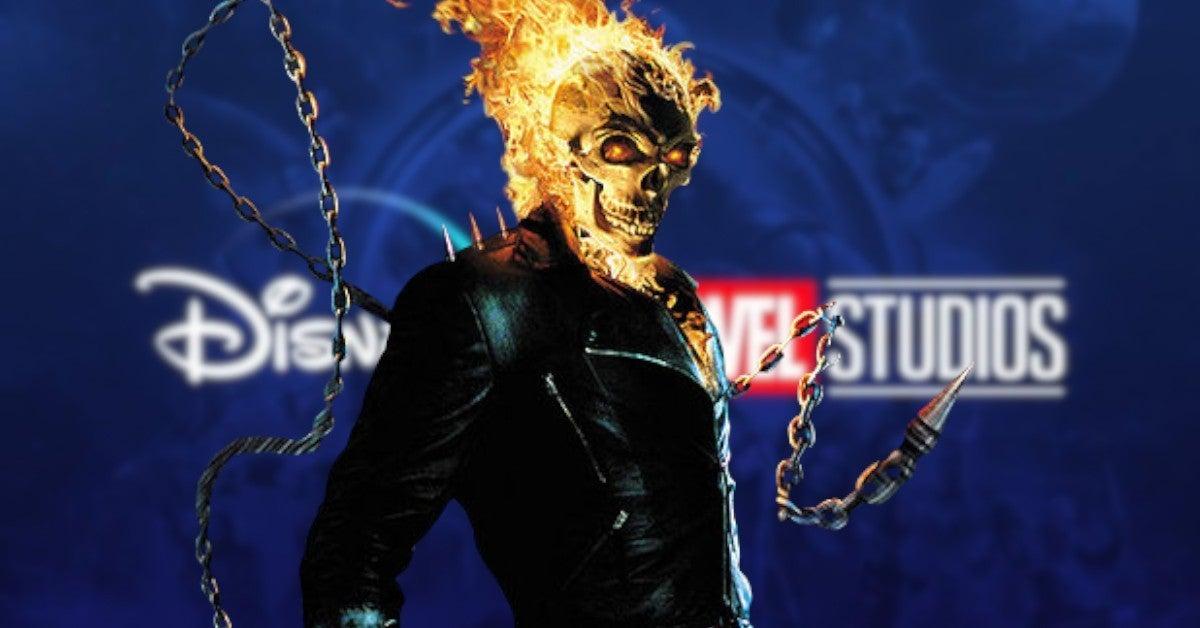 Marvel Ghost Rider Series Disney Plus Rumor Richmond Street Productions LLC