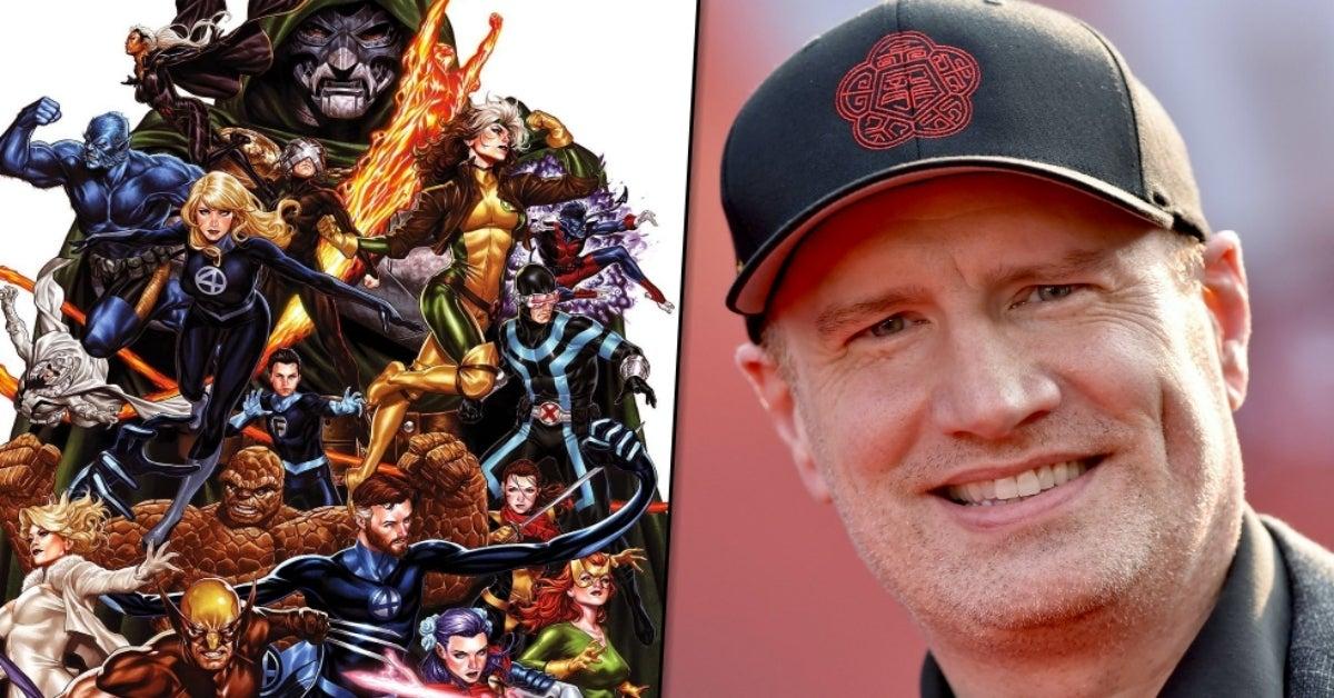 Marvel Kevin Feige Shang-Chi Fantastic Four X-Men comicbookcom