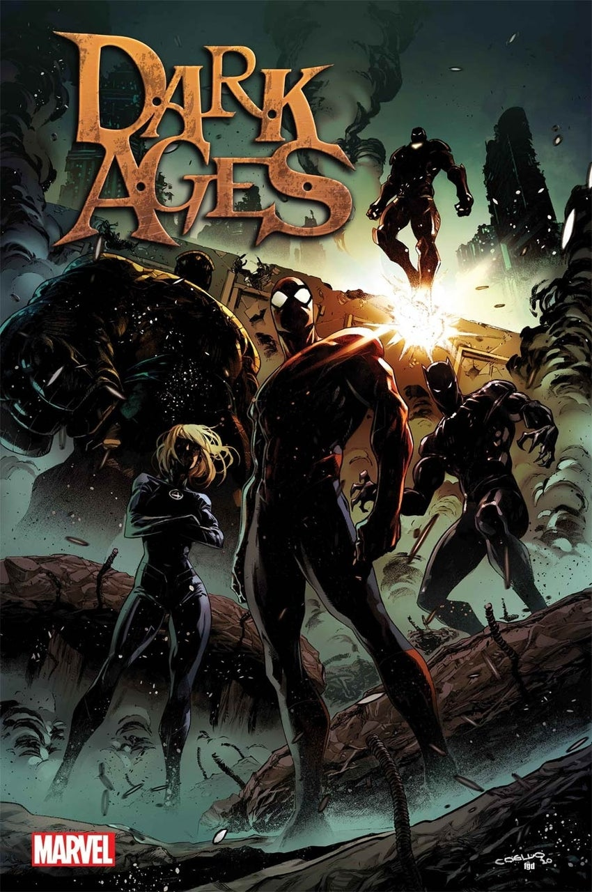 marvel's dark ages 1 cover