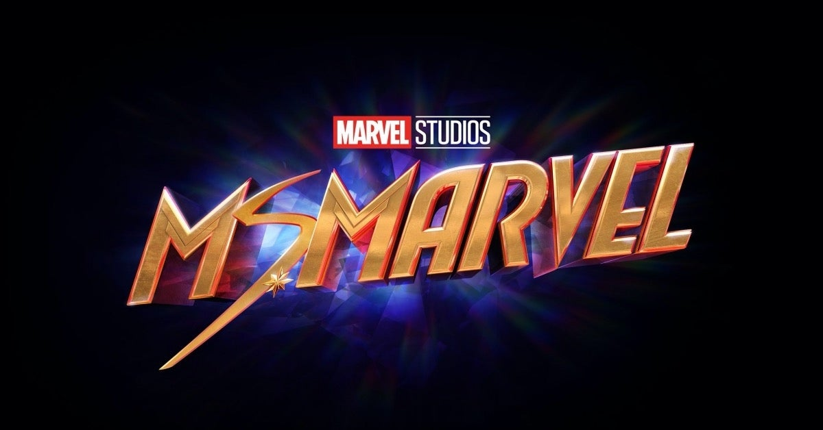Marvel Studios Ms Marvel logo