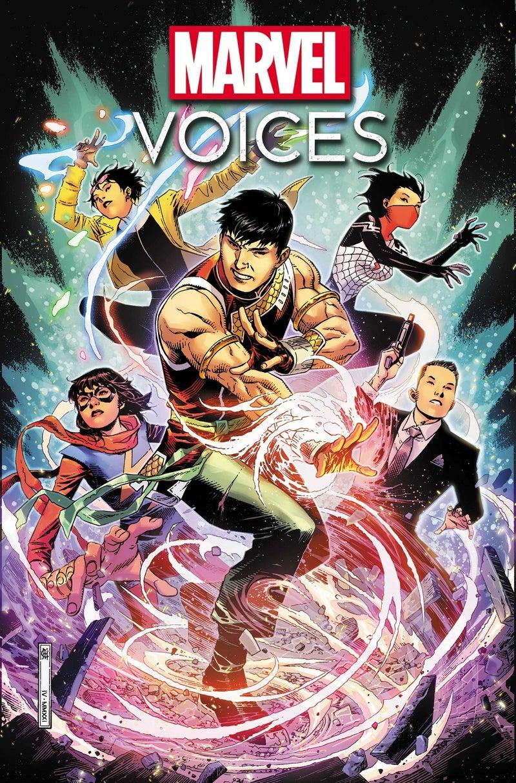 Marvel Voices Identity 1