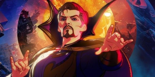 Marvel What If Doctor Strange Supreme