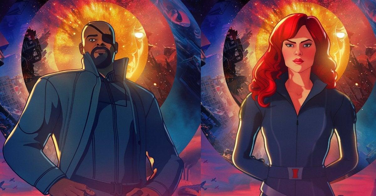 Marvel What If Episode 3 Spoilers Black Widow Nick Fury