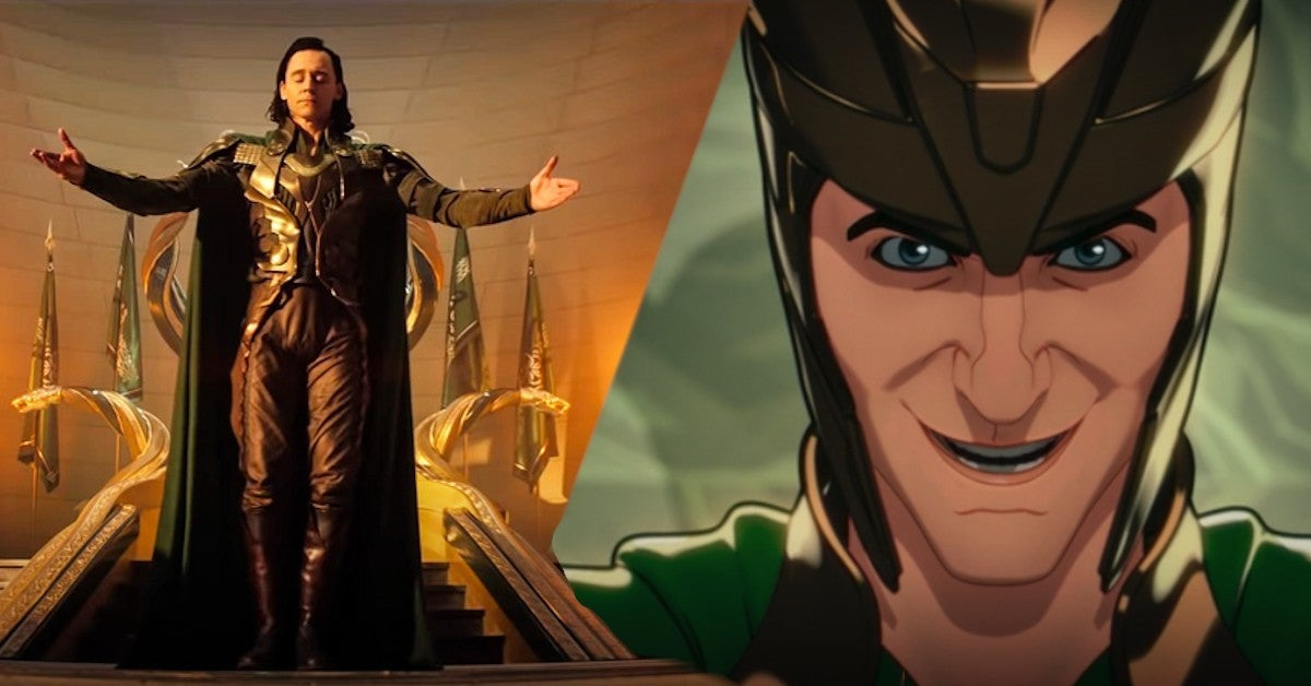 Marvel's What If? Episode 3 May Reveal Major Loki Series Connection