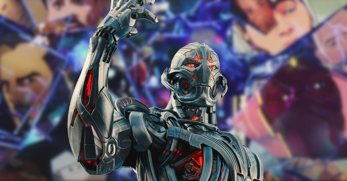 Marvel What If Villain Ultron Theory