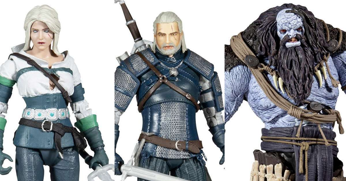 mcfarlane-the-witcher-figures
