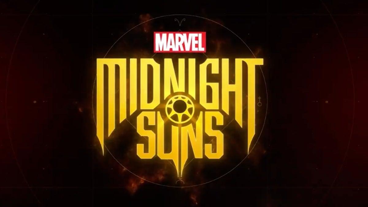 Midnight Suns Logo header