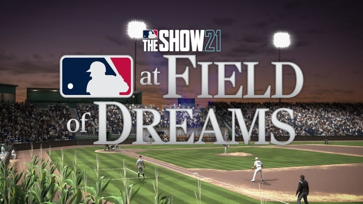 MLB The Show 21 Field of Dreams