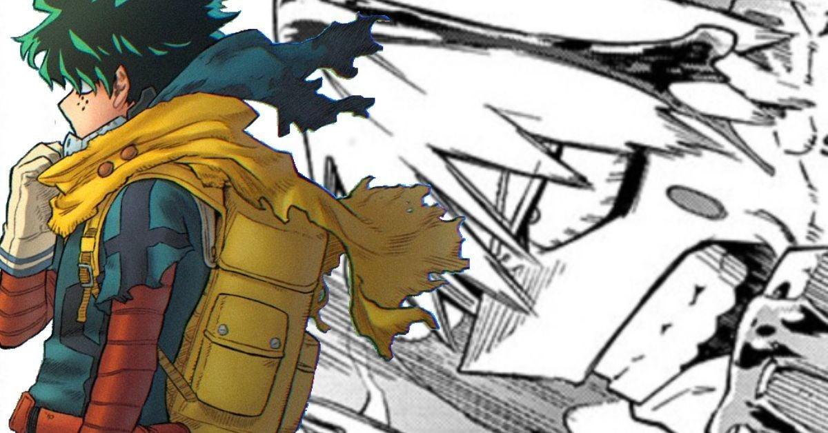 My Hero Academia Bakugo Izuku Difficult Decision Manga Spoilers